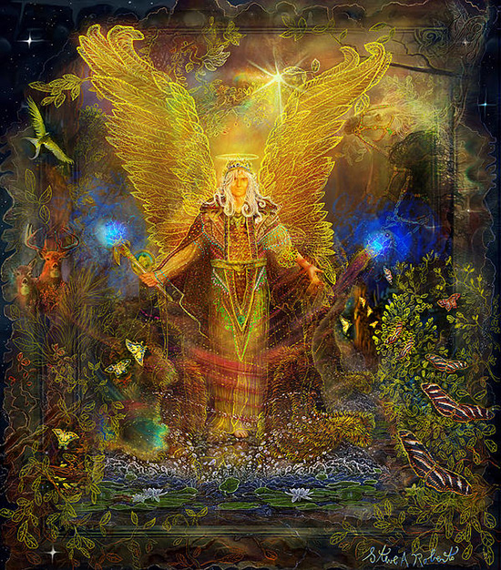 archangel-michael--angel-of-strength-and-guidance-steve-roberts